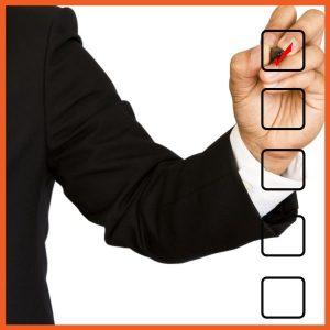 Options - Checklist