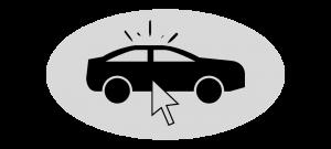 Car Buying Cursor Click
