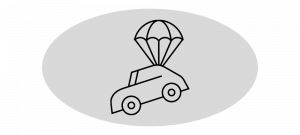Replacement - Car Parachute