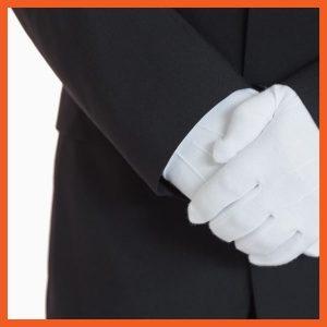 Executive Benefits Service - White Gloves