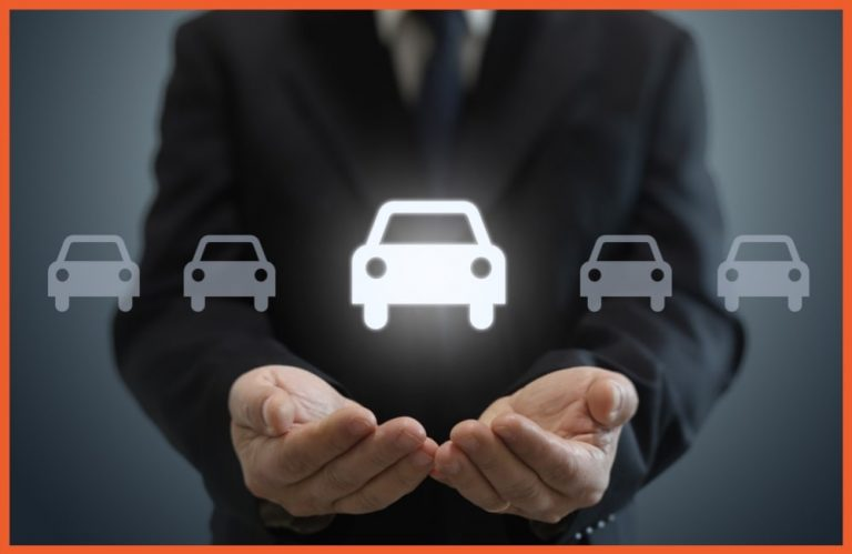 CPI - Auto Loan Protection - Hands Holding Glowing Car Icon