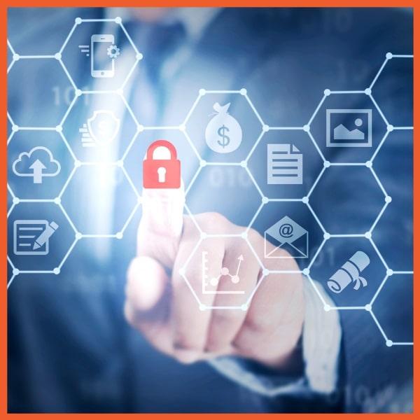 Equipment Management System - Touching Digital Lock