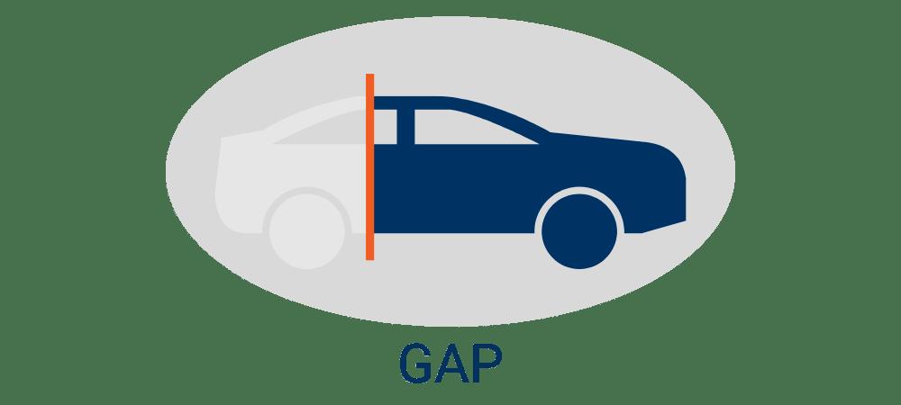 GAP Car - Color - Title