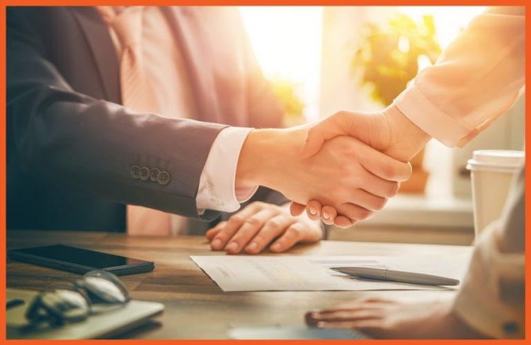 Loan Recapture - Handshake Over Paper Contract