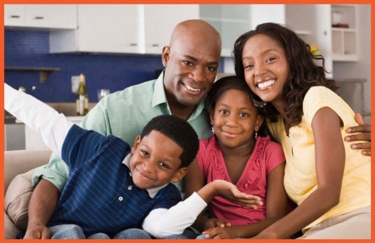Payment Protection - Smiling Family