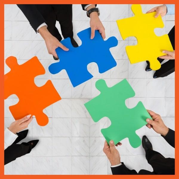 Recapture - Comprehensive Marketing - Puzzle Pieces