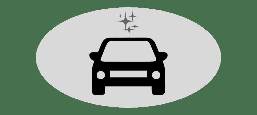 Lease Wear & Tear Car with Sparkles